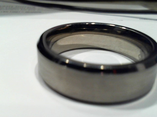Gent's Silver Ring 925 Silver 4.6g