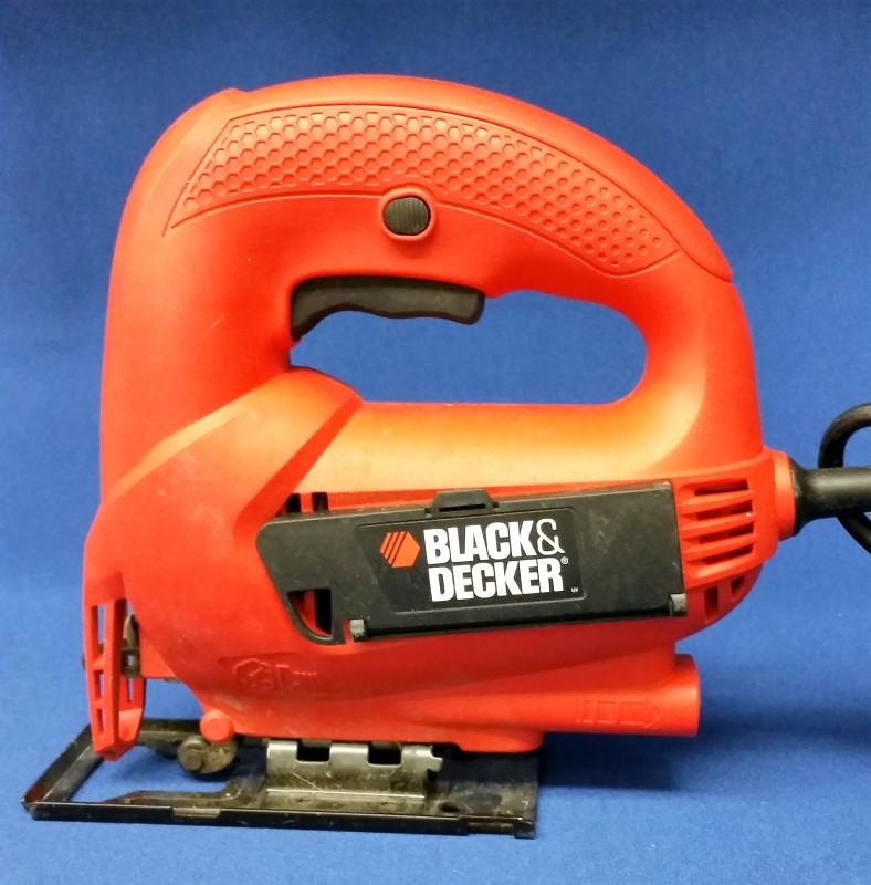 BLACK&DECKER JIGSAW JS515