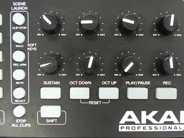 AKAI DJ Equipment APC KEY 25
