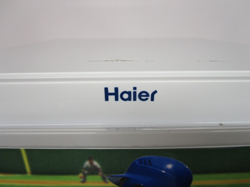 "HAIER HRT02WNC THERMOELCECTRIC REFRIGERATOR, ""MINI FRIDGE"""