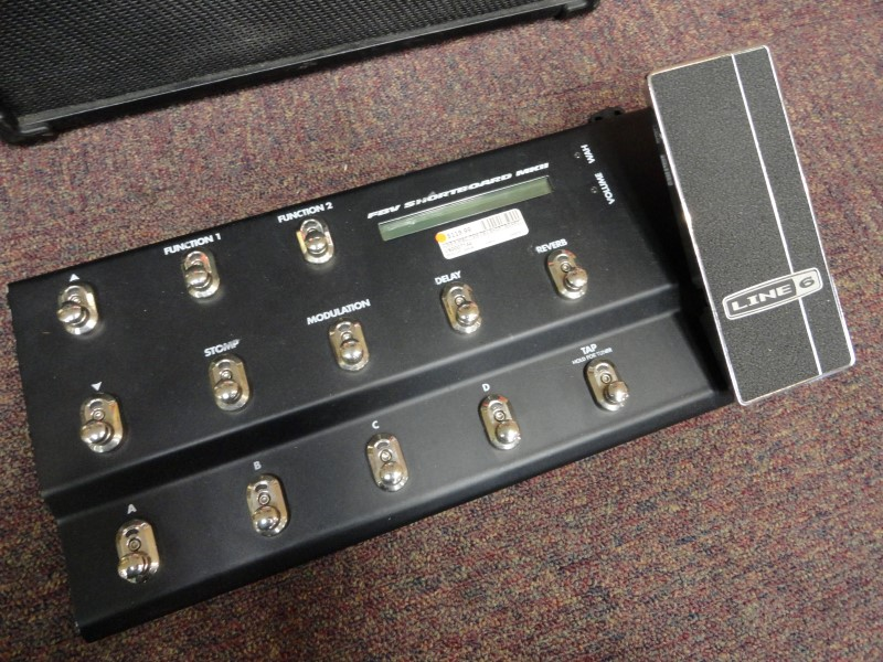 Line 6 FBV Shortboard MKii Pedalboard Controller