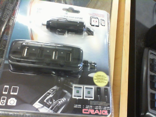 CRAIG Battery/Charger CC3117