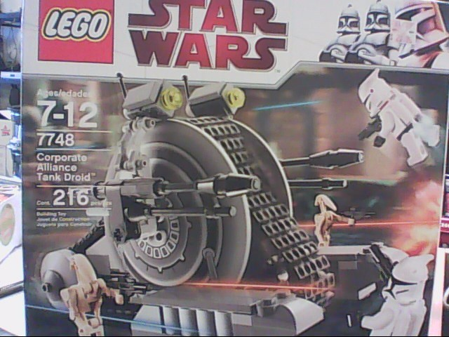 LEGO Miscellaneous Toy 7748