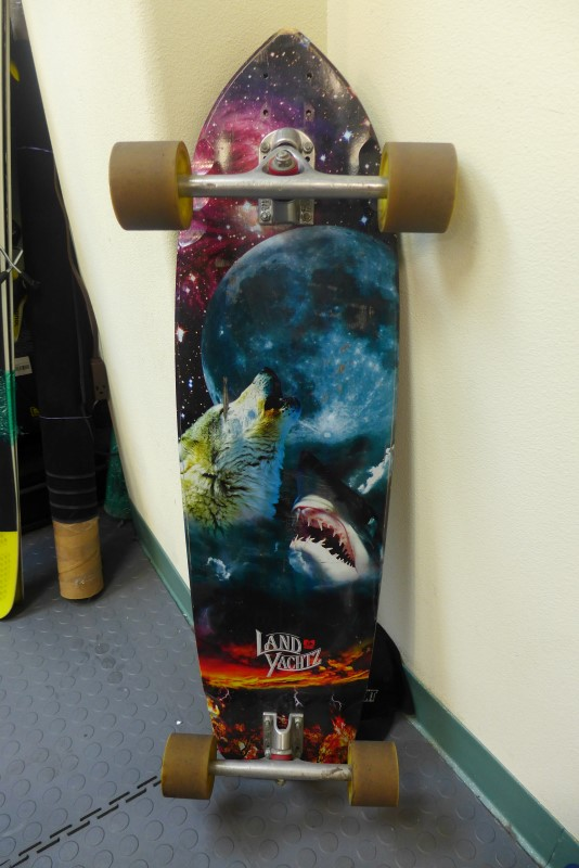 LONG BOARD Outdoor Sports LAND YACHTZ