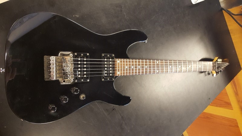SCHECTER Electric Guitar DIAMOND SERIES