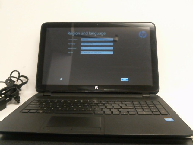 HEWLETT PACKARD Laptop/Netbook 15-F023WM
