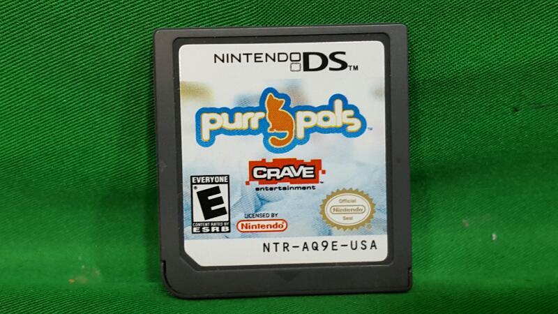 Purr Pals (Nintendo DS, 2007)