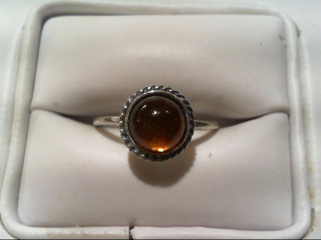 Lady's Silver Ring 925 Silver 1.2g