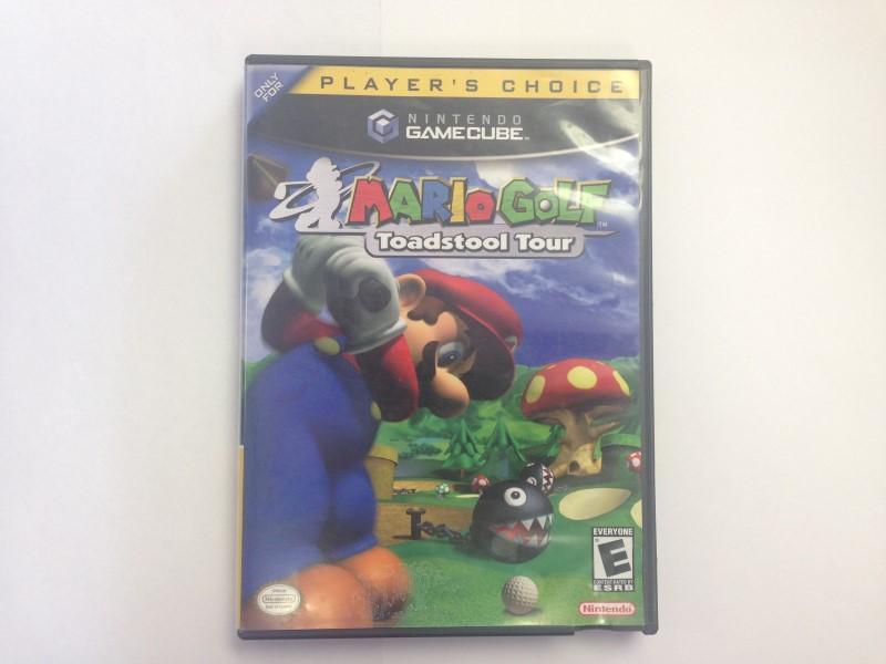 Mario Golf: Toadstool Tour (Nintendo GameCube, 2003)