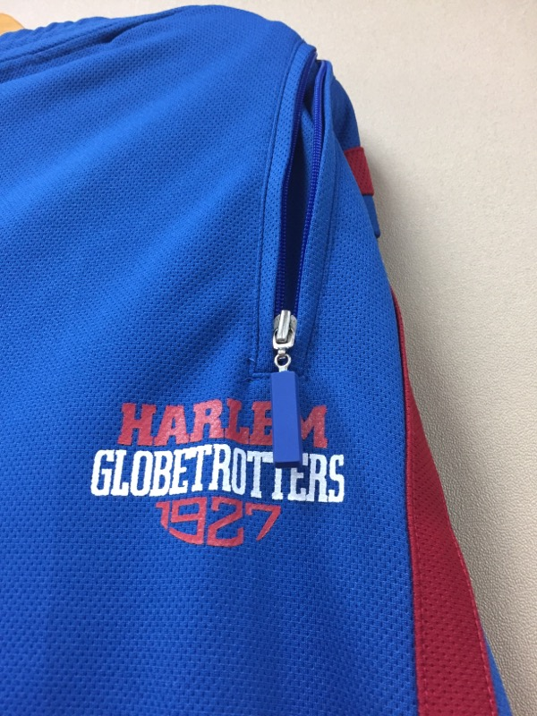 HARLEM GLOBETROTTERS Sports Memorabilia JERSEY