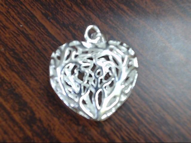 Silver Pendant 925 Silver 4.1g