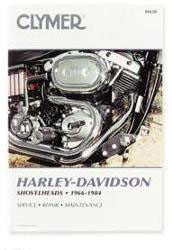 BIKERS CHOICE Motorcycle Part 700420 SHOVELHEAD MANUAL