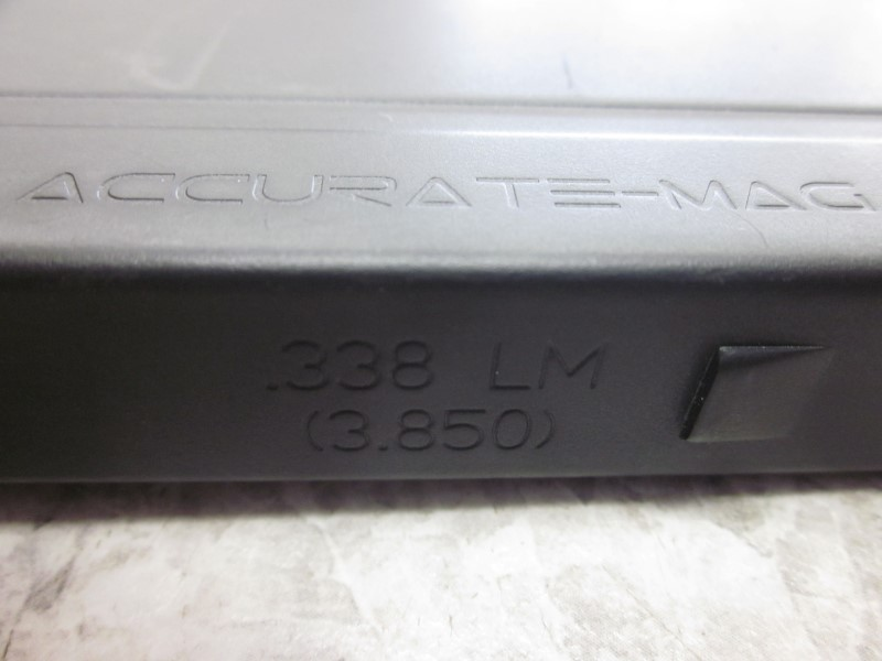 ACCURATE MAG .338 LM LUPIA MAG 5 RD