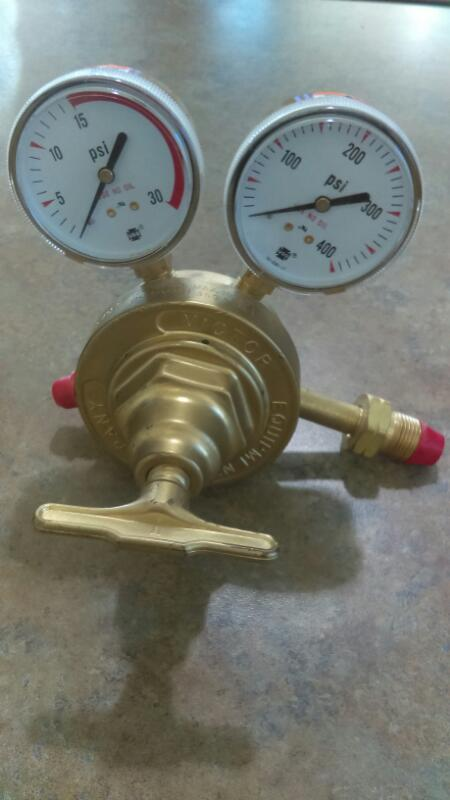 Victor Acetylene Regulator CSR460A