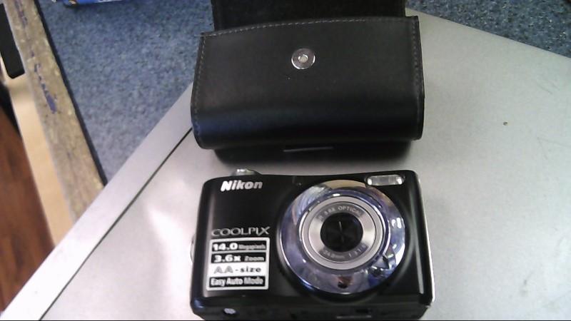 NIKON Digital Camera COOLPIX L24