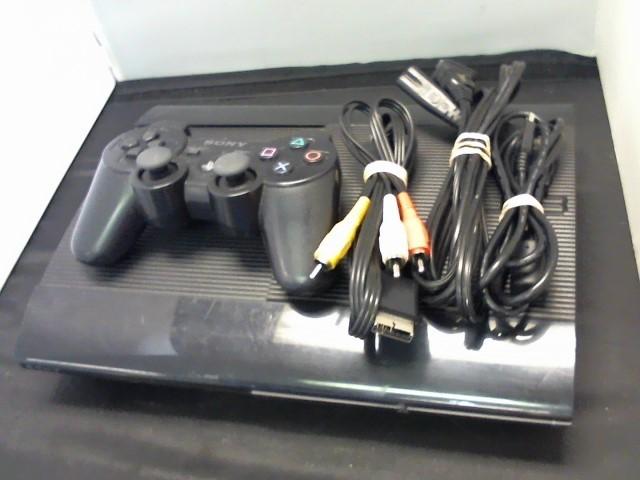 SONY PlayStation 3 PLAYSTATION 3 - SYSTEM - 12GB - CECH-4201A