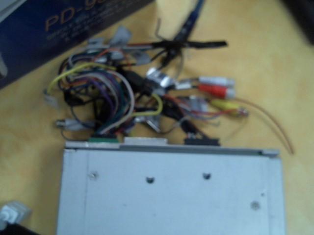 POWER ACOUSTIK Car Audio PD 931NB