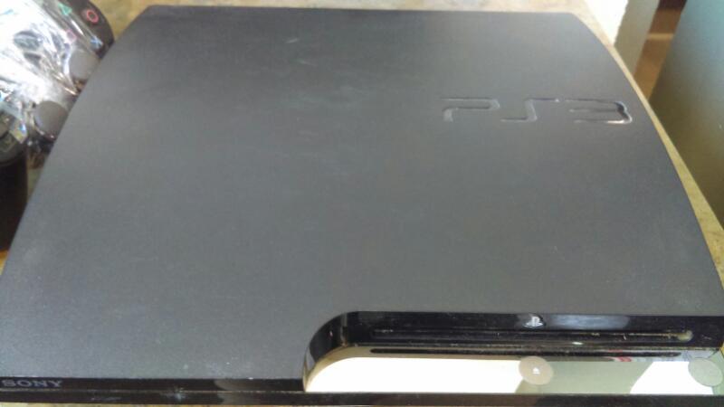 SONY PS3 SLIM 160GB (2501A)