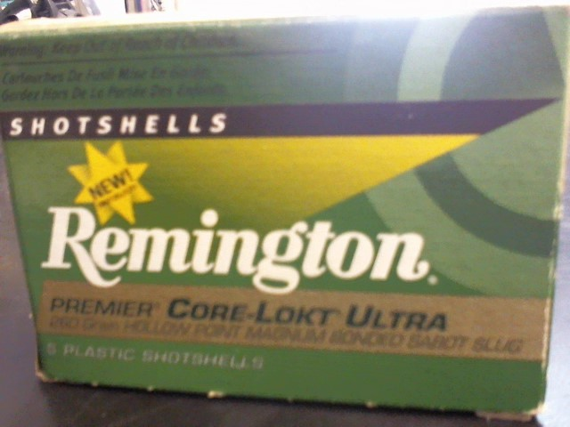 REMINGTON FIREARMS & AMMUNITION Ammunition 20 GA GAME LOAD