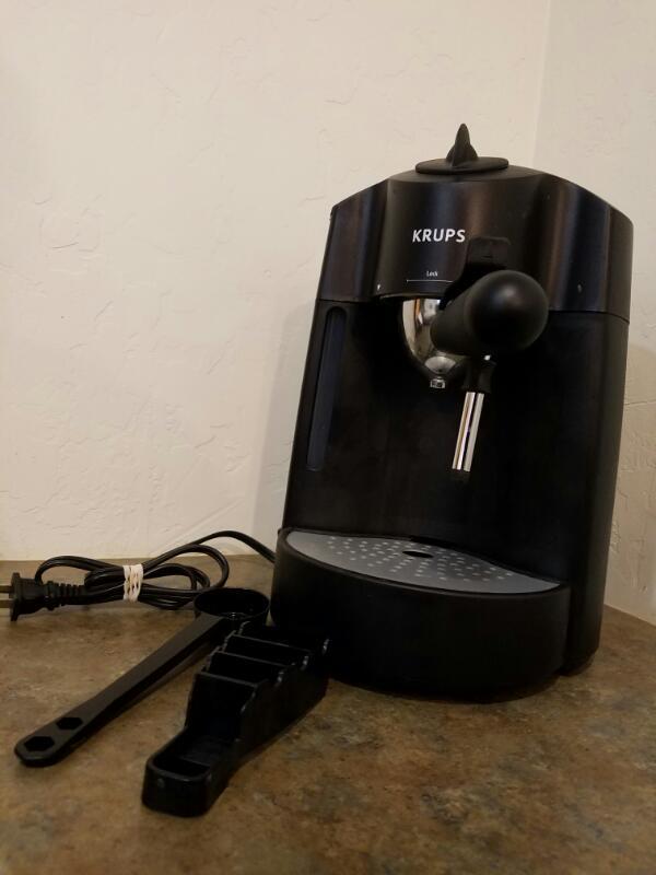 KRUPS Coffee Maker FNP1