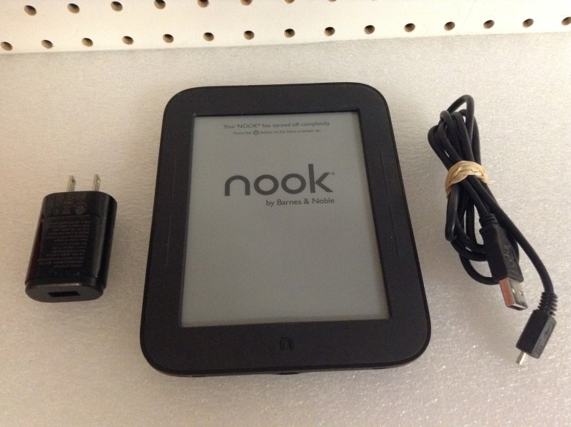 BARNES & NOBLE Tablet NOOK BNRV300