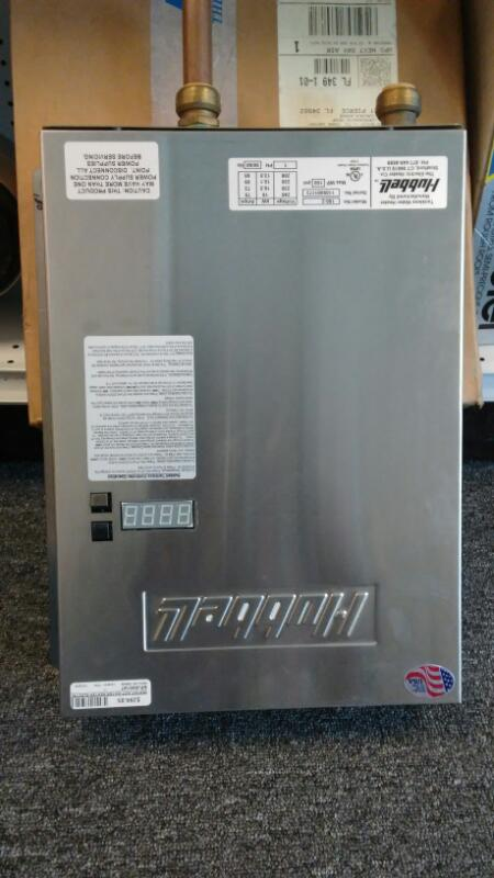 INSTINT HOT WATER HEATER ELECTRIC