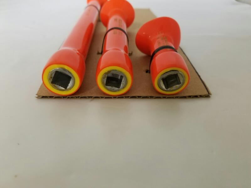 OEL 3 PIECE 3/8 Insulated EXTENSION Kit