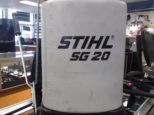 STIHL Miscellaneous Lawn Tool SG20 SPRAYER