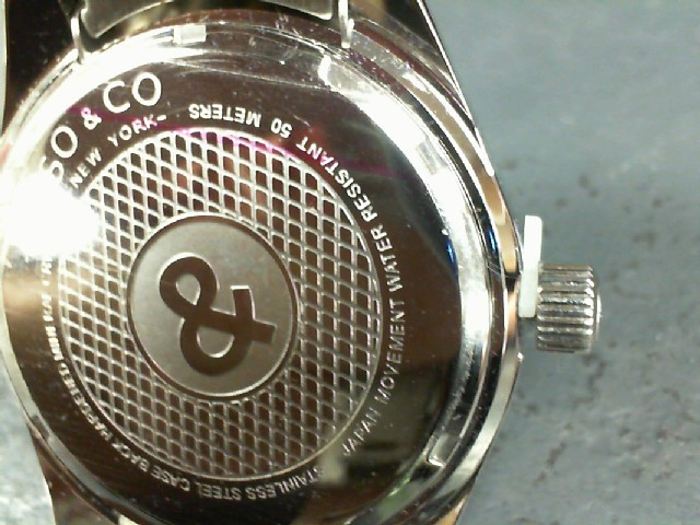 SO&CO Lady's Wristwatch &