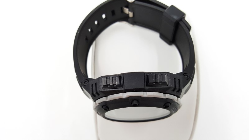 Men's Timex Expedition Black Digital Watch Sport