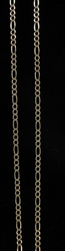 Gold Chain 14K Yellow Gold 4.7dwt