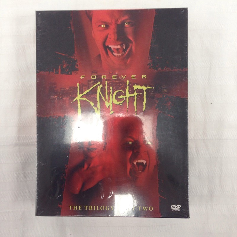 DVD BOX SET DVD FOREVER KNIGHT THE TRILOGY PART TWO