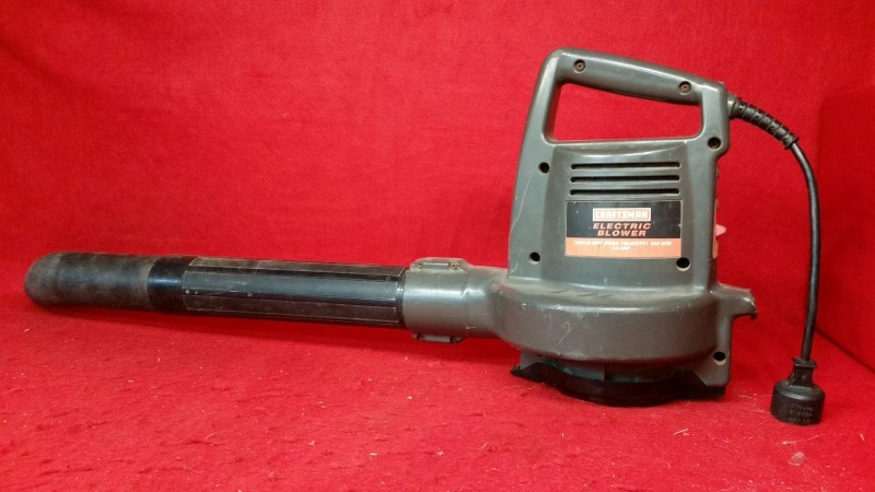 Craftsman Electric Blower 100/145 MPH Peak Velocity