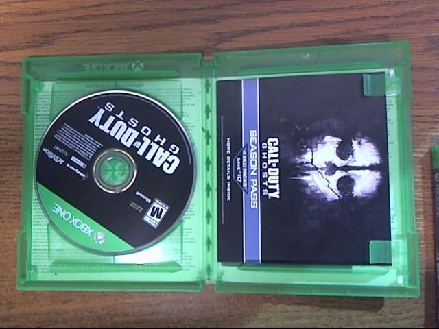 MICROSOFT Microsoft XBOX One Game CALL OF DUTY GHOSTS - XBOX ONE