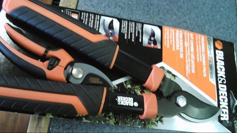 BLACK&DECKER Miscellaneous Tool GARDEN TOOL