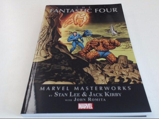 MARVEL MASTERWORKS FANTASTIC 4