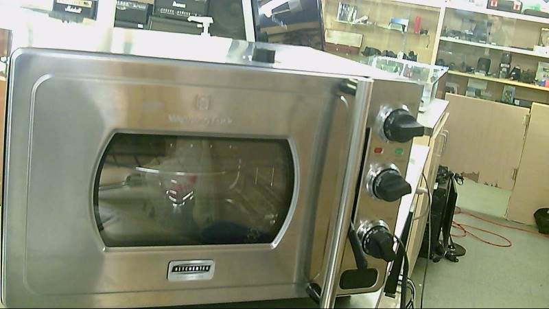 WOLFGANG PUCK Microwave/Convection Oven WPROR1002-B