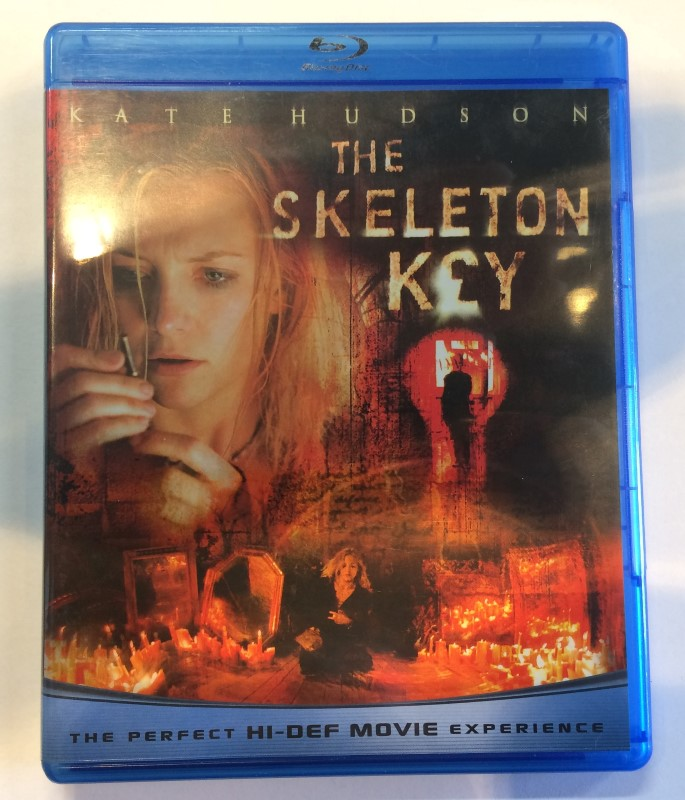 BLU RAY MOVIE THE SKELETON KEY