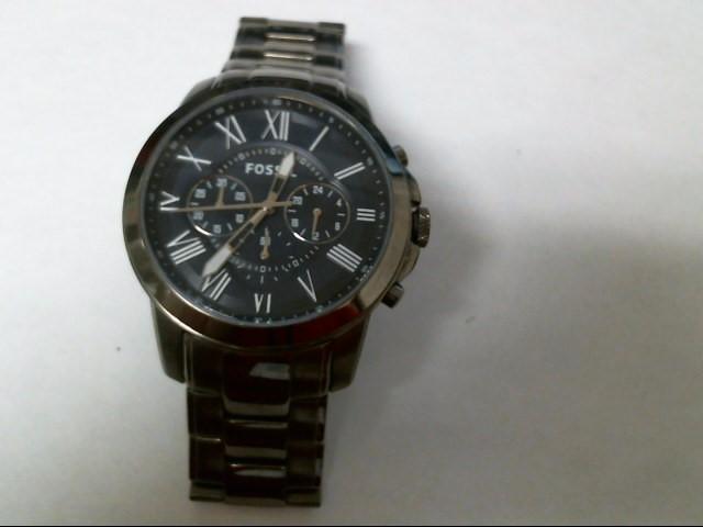 FOSSIL Gent's Wristwatch FS4831