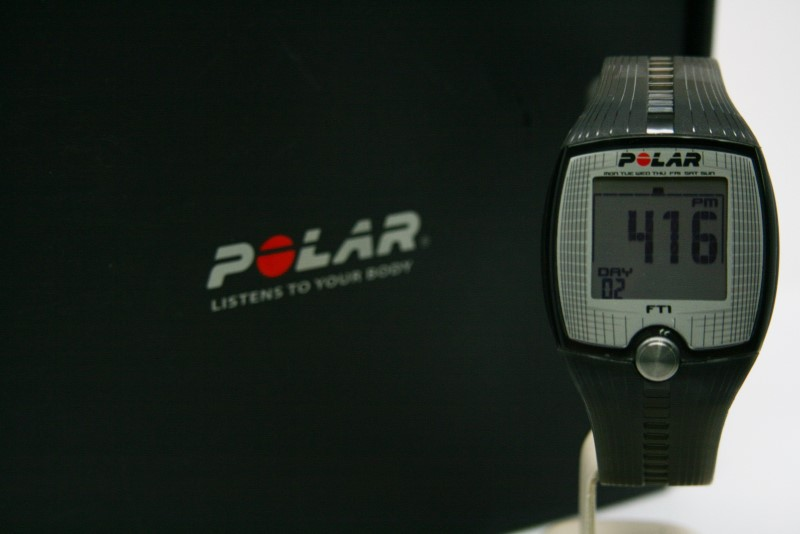 POLAR Gent's Wristwatch FT1