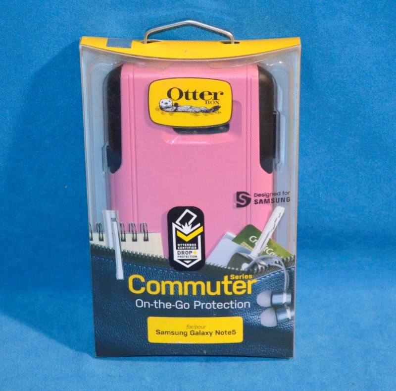 OTTERBOX Samsung Galaxy Note 5Cell Phone Case COMMUTER 77-52065