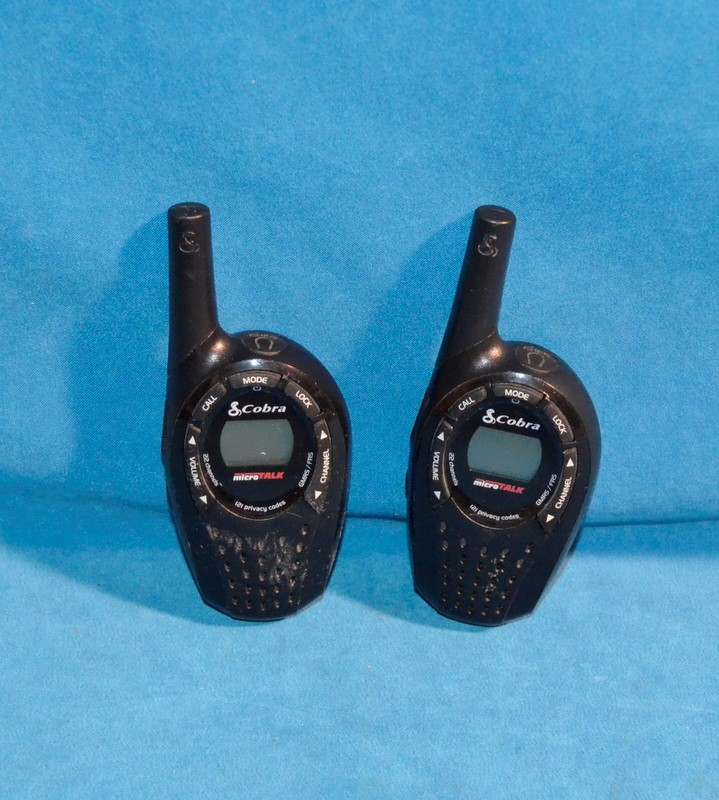 COBRA 2 Way Radio/Walkie Talkie CXT280