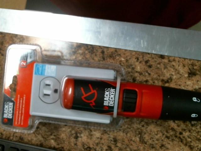 BLACK&DECKER Cordless Drill DP240