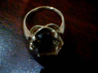 Lady's Gold Ring 10K Yellow Gold 5.8g Size:8