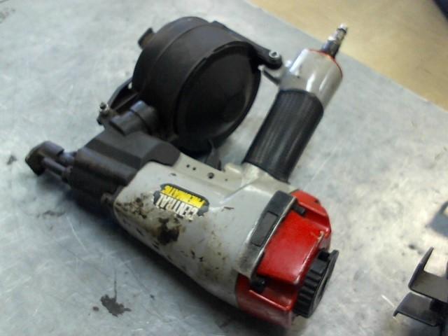 CENTRAL PNEUMATIC Nailer/Stapler AIR ROOFING NAILER
