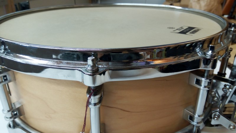 YAMAHA GSM-1450 SNARE DRUM w/DIECAST HOOPS *FREE SHIPPING*