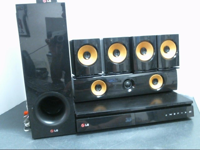 LG Home Media System BH6830SW