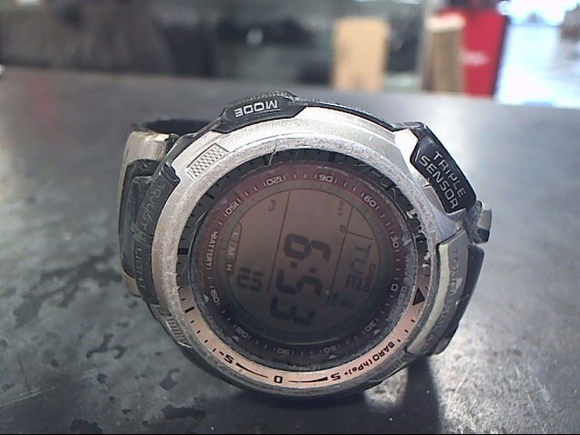 CASIO Gent's Wristwatch PATHFINDER