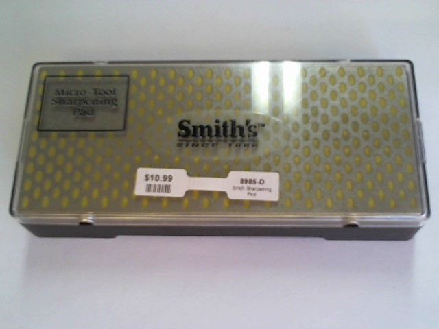 SMITH'S MICRO-TOOL SHARPENING PAD
