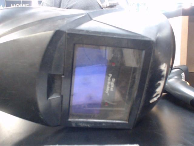 MILLER WELDERS Welding Mask DITGITAL PRO-HOBBY WELDING HELMET